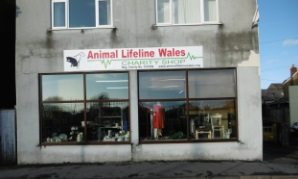 Animal Lifeline Wales Shop in Burry Port